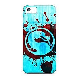 NCWVKnU6387sPINO Tpu Phone Case With Fashionable Look For Iphone 5c - Mortal Kombat