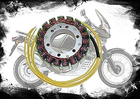 Xrv 750 Lichtmaschine Ersatzteil Für Kompatibel Mit Africa Twin Xrv750 Rd04 Rd07 Rd03 Alternator Xrv 650 Rd03 Auto