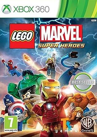 LEGO Marvel Super Heroes - Classics: Amazon.es: Videojuegos
