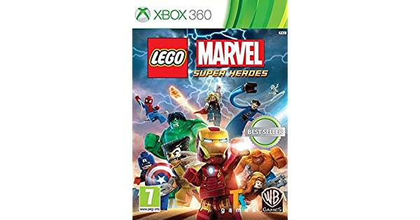 Lego Marvel Super Heroes Classics Microsoft Xbox 360 Amazon Es