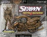 Spawn NitroRiders: AFTERBURNER Bronze Variant by Unknown