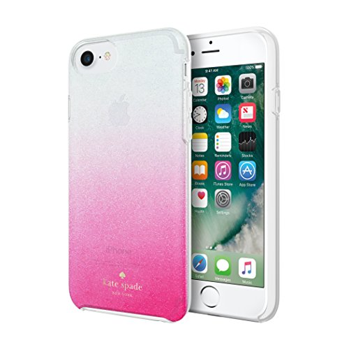 size 40 8f679 db0ee Incipio Case Only Only, Pink Ombre/Silver Glitter