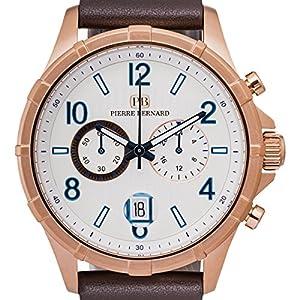 Pierre Bernard Arcturian Chronograph Mens Watch
