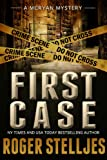 FIRST CASE: Murder Alley - Crime Thriller (Mac McRyan Mystery Series Book)