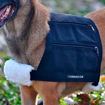 Weighted Dog Vest