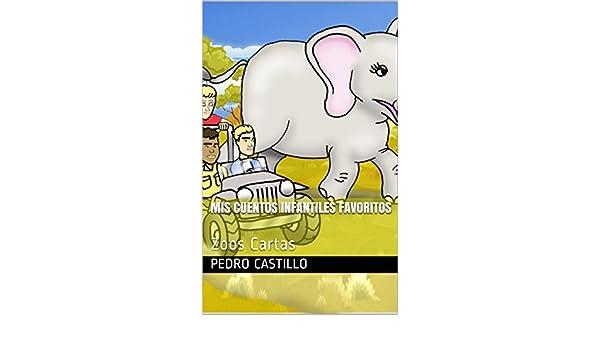 Amazon.com: Mis Cuentos Infantiles Favoritos: Zoos Cartas ...