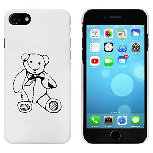 Blanc 'Ours en Peluche' étui / housse pour iPhone 7 (MC00079280)