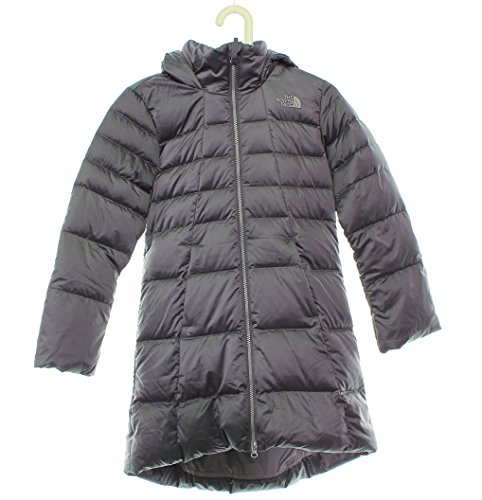 Girl's The North Face Elisa Down Parka Size M 10/12 Rabbit Grey by No Warranty The North Face