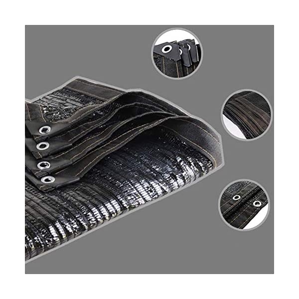 Giow - Telo protettivo in polietilene, protezione solare, antipolvere, chiusura lampo per esterni, 18 misure (colore… 4 spesavip