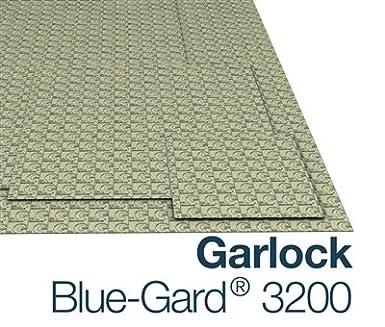 Garlock Blue Gard 3200 Gasket Sheet 132 Thick 15 X 30 Sheet
