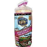 Lundberg, Organic Rice Cakes, Mochi Sweet, 8.5 oz (Pack of 3)