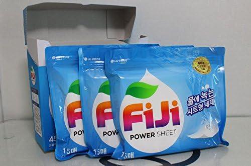 LG hogar y salud cuidado Fiji de hoja hojas de detergente 1 Pack ...