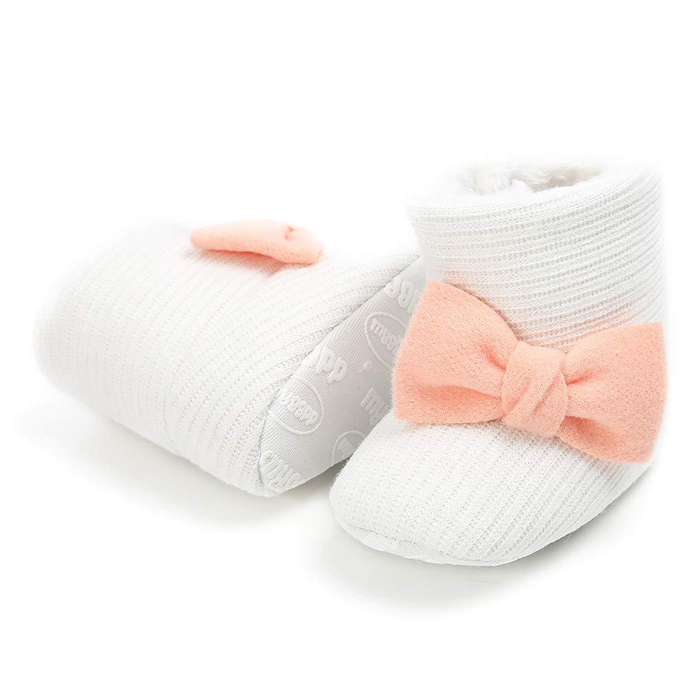 Longra® Baby First Walkers, recién nacido bebé niña Keep Warm ...