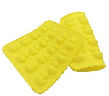 Molde de silicona para dulces de pato, 2 unidades por juego ...