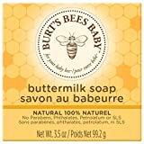 Burt's Bees Baby Buttermilk Soap, 100% Natural Baby Soap...