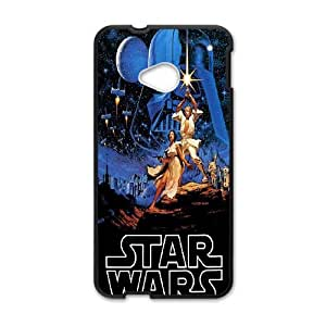 Star Wars HTC One M7 Cell Phone Case Black Phone cover O7523250