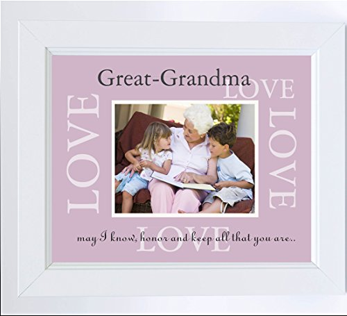 The Grandparent Gift Great Grandma Photo Frame