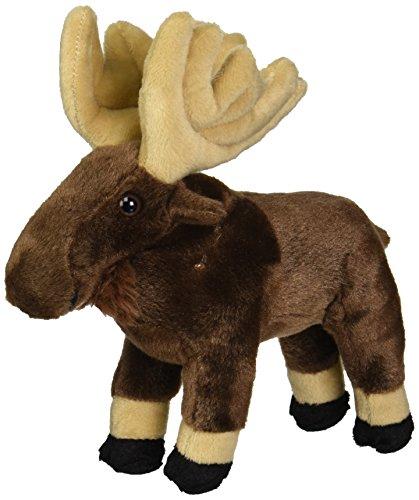 야생 공화국 무스 플러시 박제 동물 플러시 장난감 어린이를위한 선물 CUDDLEKINS8 인치