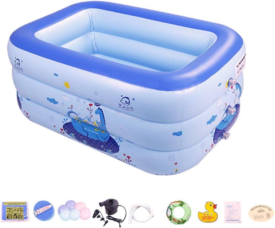 BEAGHTY Barril del Baño De Plástico | Piscina Hinchable Infantil ...