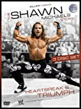 WWE - Shawn Michaels Story - Heartbreak and Triumph [DVD]