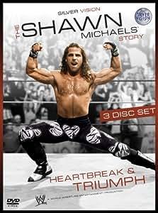Wwe-Shawn Michaels (Pal/Region 2)