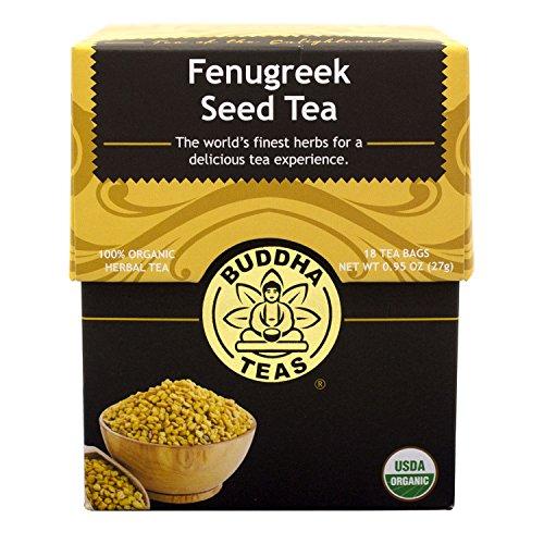Buddha Teas Fenugreek Seed Count