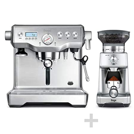 SAGE SES920 The Dual Boiler, portafiltros para cafetera ...