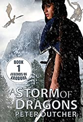 A Storm of Dragons: Legends of Erodore Book One