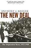 The New Deal, Anthony J. Badger, 1566634539