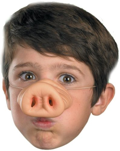 Disguise Costumes Pig Nose, -