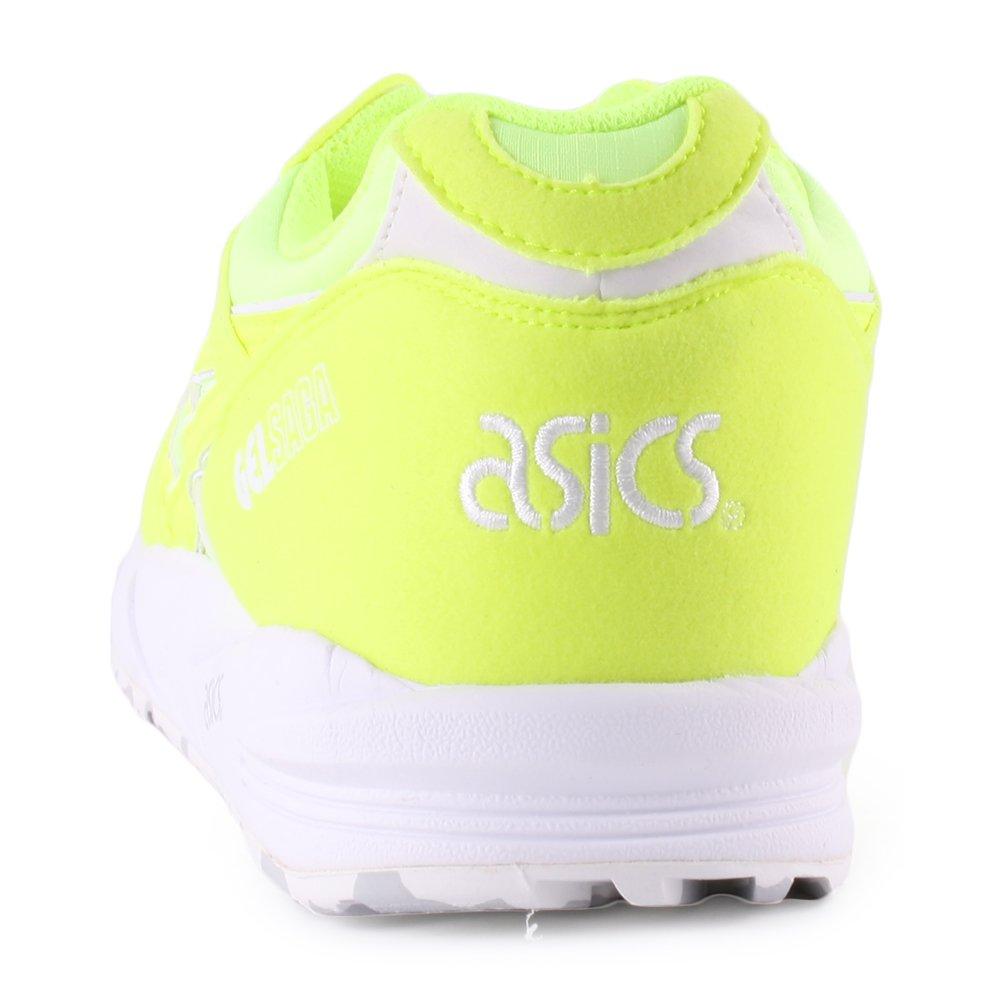 Asics Gelsaga Unisex-Erwachsene Gelsaga Asics Sneaker Gelb 823746
