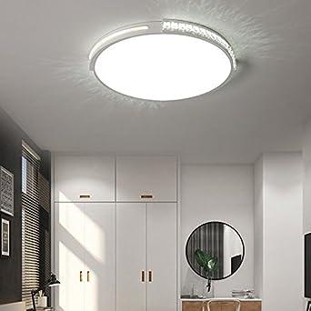 Shop 6 Deckenleuchte Einfache Moderne Wohnzimmer Lampen Runde ...