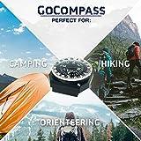 Sun Company GoCompass - Micro Orienteering Wrist