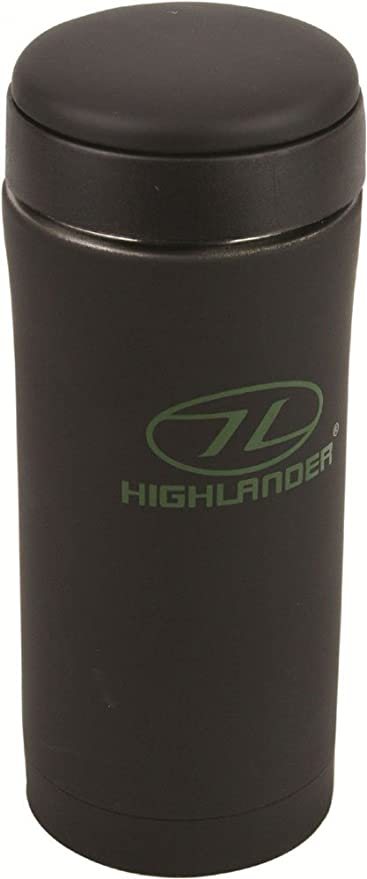 Highlander Thermal Flask//Mug Military