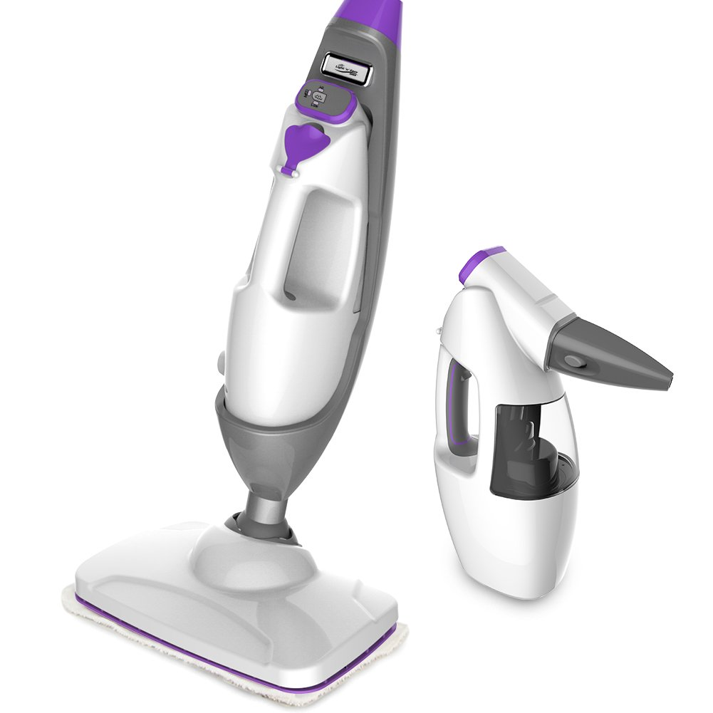 LIGHT N' EASY Steam Mop
