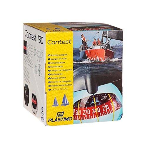 Image of Boat Compasses Plastimo Contest 130 Compass White, Bra