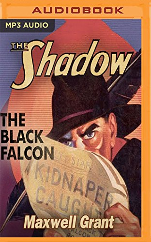 The Black Falcon (The Shadow)
