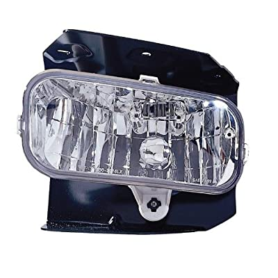 Depo 330-2016PXAS Fog Lamp Assembly: Automotive