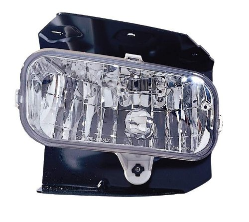 99 ford f150 fog light assembly - 6