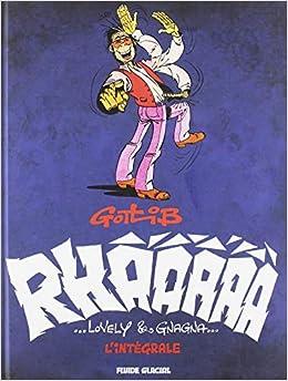 Amazon Fr Integrale Rhaaa Lovely Gnagna Edition Fnac Binet
