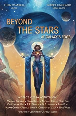 book cover of Beyond the Stars: At Galaxy\'s Edge