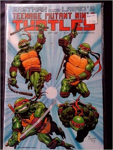 Teenage Mutant Ninja Turtles #25 (1st Series): Peter Laird ...