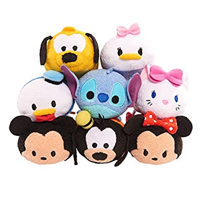 Disney Tsum Tsum Lights & Sounds Donald Plush: Toys & Games