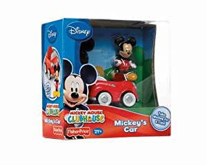 Mattel W0277 modelo de juguete - modelos de juguetes (Coche, Multi, De plástico)