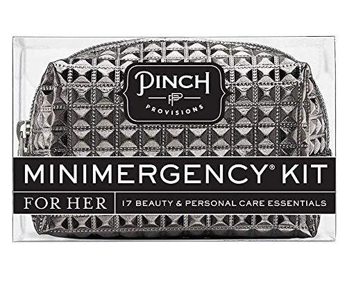 Pinch Provisions Minimergency Kit Stud Muffin in Gun Metal Stud -
