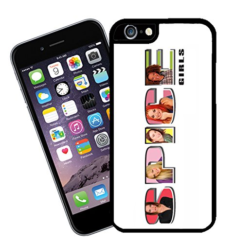 The Spice Girls phone case 03 - This cover will fit Apple model iPhone 6 - By Eclipse Gift Ideas
