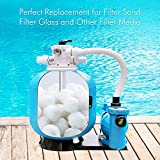 Aitsite 1.5 lbs Pool Filter Balls Eco-Friendly