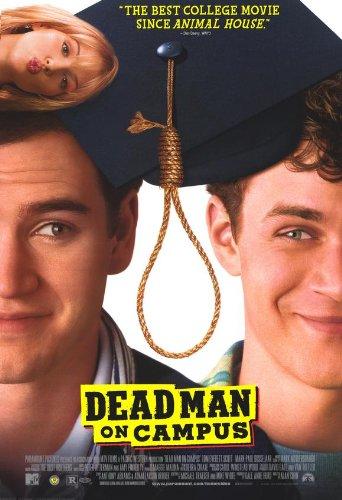Gone for a burton Man On Campus Movie Poster (27 x 40 Inches - 69cm x 102cm) (1998) -(Tom Everett Scott)(Mark Paul Gosselaar)(Alyson Hannigan)(Poppy Montgomery)(Lochlyn Munro)(Randy Pearlstein)