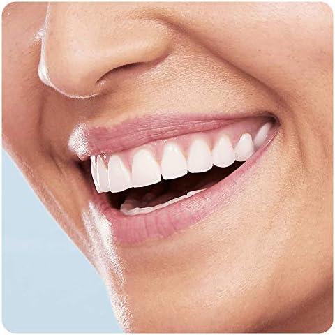 Braun Oral-B Pro 600CrossAction Brosse à dents électrique rechargeable arancio