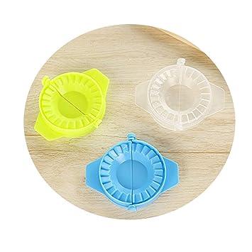 JIAOZI - Molde de plástico para hacer pasteles, 3 unidades: Amazon.es: Hogar